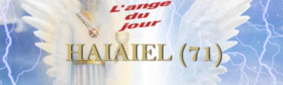 Haiaiel ( 11 au 15 mars)
