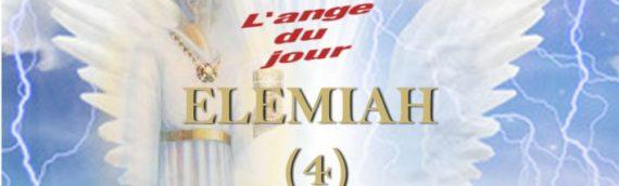 Elémiah ( 5 au 9 avril)